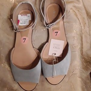 A.GiNetti sandals size 7